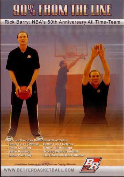 (Rental)-Better Free Throws Better  Basketball