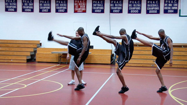 Increase flexibility and jump higher with the MVP Workout.