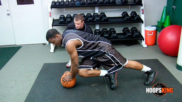Strengthen your core and jump higher with the MVP Workout.