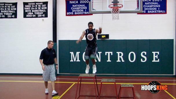 M.V.P. Elite Vertical Training System
