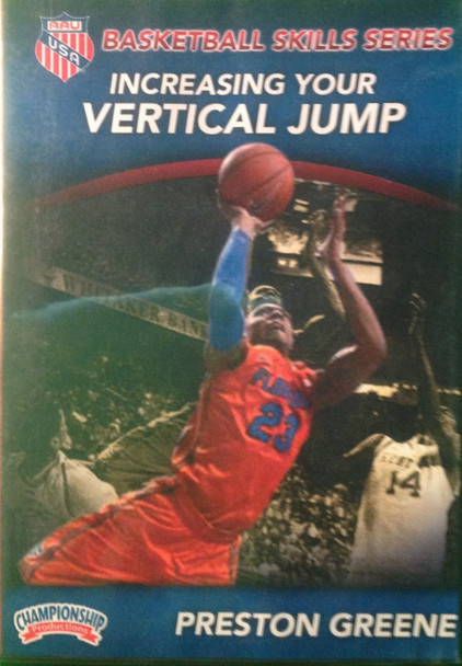 Increasing Your Vertical Jump by Preston Greene Instructional Basketball Coaching Video