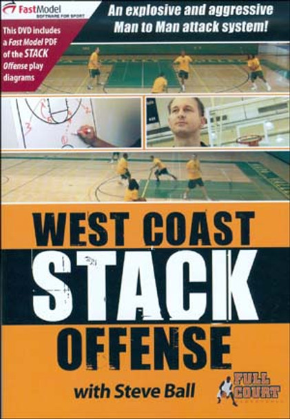 West Coast Stack Offense Basketball