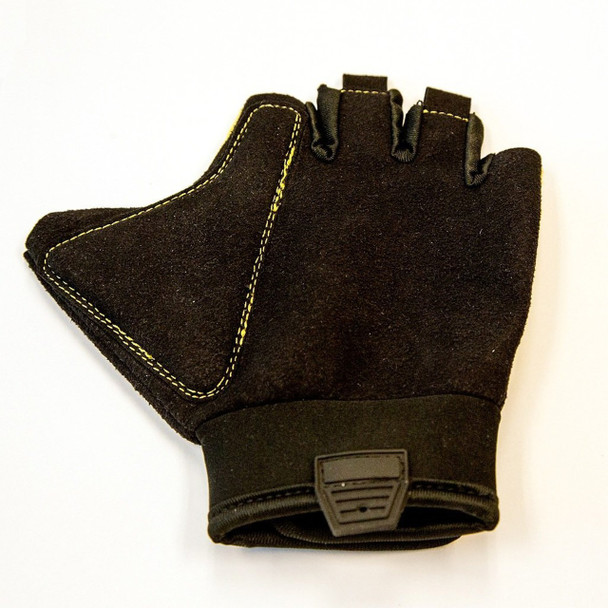The Wet Mitt shooting glove is comfortable to wear.