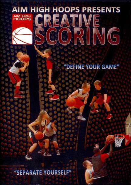 Aim High Hoops Creative Scoring by Eric Palm Instructional Basketball Coaching Video
