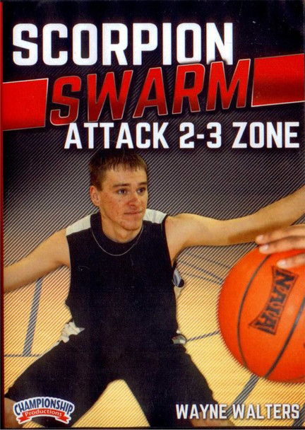 Scorpion Swarm Attack 2-3 Zone by Wayne Walters Instructional Basketball Coaching Video
