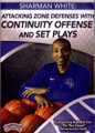Attacking Zone Defenses With Continuity Offense And Set Plays by Sharman White Instructional Basketball Coaching Video