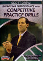 Improving Performance With Competitive Basketball Drills by Scott Drew Instructional Basketball Coaching Video