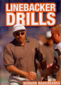 LINEBACKER DRILLS DVD(HARGREAVES) by Vernon Hargreaves Instructional Basketball Coaching Video