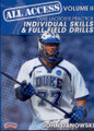 All Access Vol. 2 Duke Lacrosse Practice by John Danowski Instructional Basketball Coaching Video