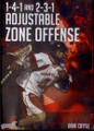 1-4-1 and 2-3-1 Adjustable Zone Offense by Dave Cottle Instructional Basketball Coaching Video