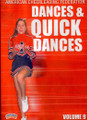 American Cheerleading Federation: Dances & Quick Dances by Mark Bagon Instructional Cheerleading Coaching Video