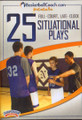 25 Full Court Late Clock Situational Plays by Austin McBeth Instructional Basketball Coaching Video