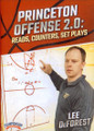 Princeton Offense 2.0: Reads, Counters, & Set Plays by Lee Deforest Instructional Basketball Coaching Video