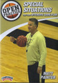 Special Situations For Your Offensive Game Plan by Matt Painter Instructional Basketball Coaching Video