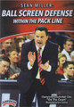 Ball Screen Defense Within The Pack  Line by Sean Miller Instructional Basketball Coaching Video