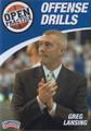Offense Drills by Greg Lansing Instructional Basketball Coaching Video