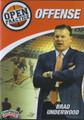 Open Practice Brad Underwood Offense by Brad Underwood Instructional Basketball Coaching Video