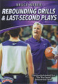 Rebounding Drills & Last Second Plays by Bruce Weber Instructional Basketball Coaching Video