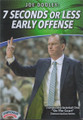 7 Seconds Or Less Early Offense Instructional Basketball Coaching Video