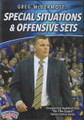 Special Situations & Offensive Sets by Greg McDermott Instructional Basketball Coaching Video