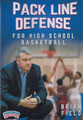 Pack Line Defense for High School Basketball by Brian Field Instructional Basketball Coaching Video