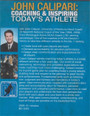 (Rental)-Coaching & Inspiring Today's Athlete