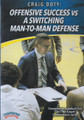 Offensive Success vs a Switching Man to Man Defense by Craig Doty Instructional Basketball Coaching Video