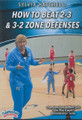 How to Beat 2-3 & 3-2 Zone Defenses by Sylvia Hatchell Instructional Basketball Coaching Video