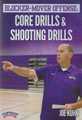 Blocker Mover Offense: Core Drills & Shooting Drills by Joe Kuhn Instructional Basketball Coaching Video