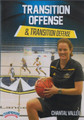 Transition Offense & Transition Defense by Chantal Vallee Instructional Basketball Coaching Video