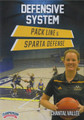 Defensive System Pack Line & Sparta Defense by Chantal Vallee Instructional Basketball Coaching Video