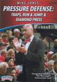 Pressure Defense: Traps, Run & Jump, & Diamond Press by Mike Jones Instructional Basketball Coaching Video