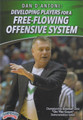 Developing Players for a Free Flowing Offensive System by Dan D'Antoni Instructional Basketball Coaching Video