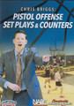 Pistol Offense Set Plays &  Counters by Chris Briggs Instructional Basketball Coaching Video