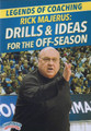 Rick Majerus Drills & Ideas for the Off Season by Rick Majerus Instructional Basketball Coaching Video