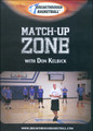 Match Up Zone by Don Kelbick Instructional Basketball Coaching Video