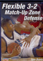 Flexible 3--2 Match--up Zone Defense by Tom Davis Instructional Basketball Coaching Video