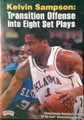 Transition Offense Into Eight Set by Kelvin Sampson Instructional Basketball Coaching Video