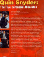 (Rental)-The Five Defensive Absolutes