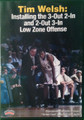 Installing The 3--out--2--in & 2--out--3--in Low by Tim Welsh Instructional Basketball Coaching Video