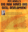 (Rental)-Pete Newell's Big Man Moves And Skill