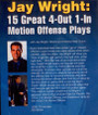 (Rental)-15 Great 4 Out 1 In Motion Offense Plays