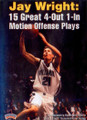 15 Great 4 Out 1 In Motion Offense Plays by Jason Wright Instructional Basketball Coaching Video