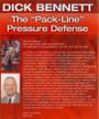 "(Rental)-The ""pack Line"" Pressure Defense"
