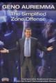 Geno Auriemma: The Simplified Zone by Geno Auriemma Instructional Basketball Coaching Video