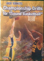 "Championship Drills For ""sound by Jack Bennett Instructional Basketball Coaching Video"