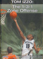 The 1--3--1 Zone Offense by Tom Izzo Instructional Basketball Coaching Video