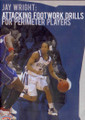 Attacking Footwork Drills For Perimeter Players by Jay Wright Instructional Basketball Coaching Video