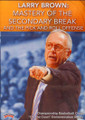 Mastery Of The Secondary Break & Pick & Roll Offfense by Larry Brown Instructional Basketball Coaching Video