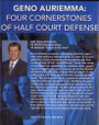 (Rental)-Four Cornerstones Of Half Court Offense